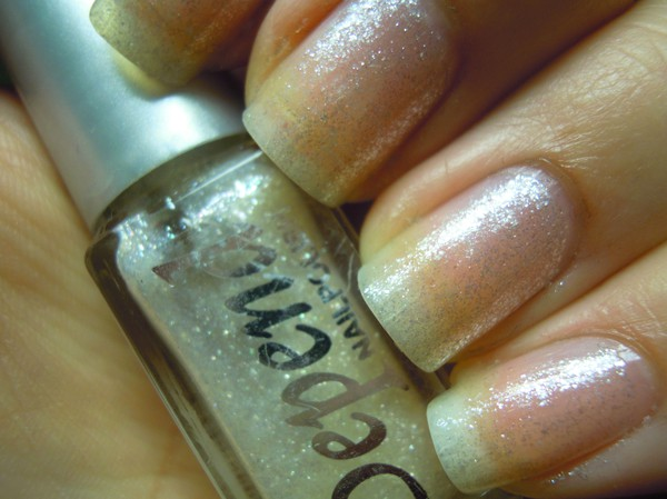 Depend nagellack nail polish nr 105 swatches
