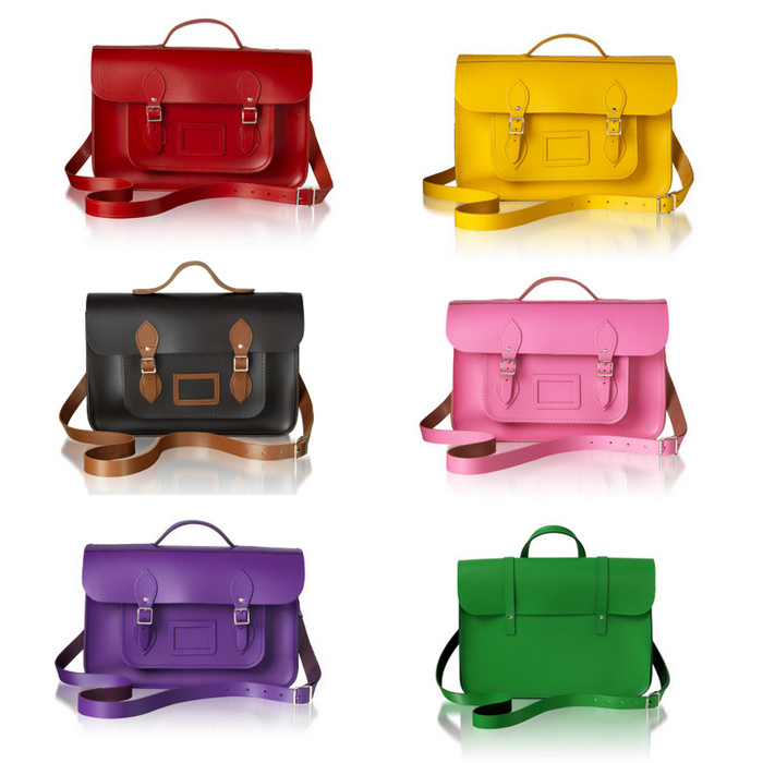 the cambridge satchel company bags