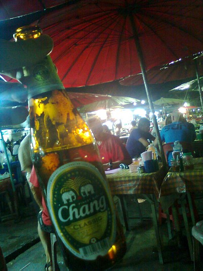 Chang, Krabi Night Market