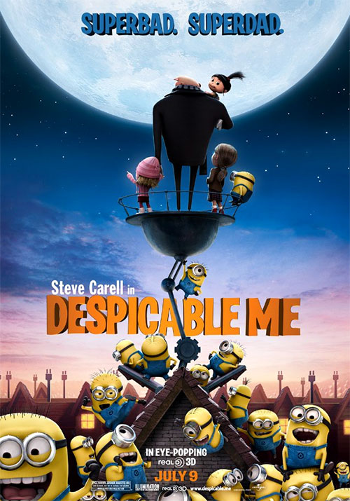 Despicable Me( Dumma mej)