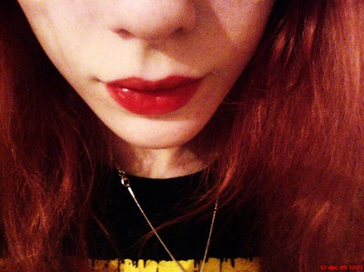 oh red red lipsssss