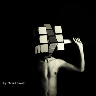The square in my mind, Navid Sanati