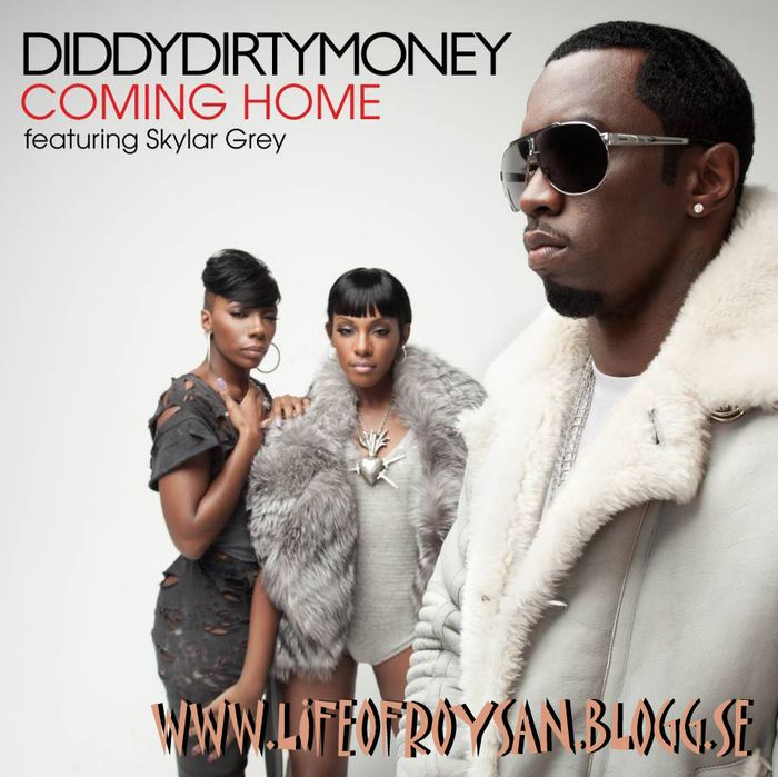 Diddy-Dirty Money Feat. Skylar Grey - Coming Home(dirty south remix)