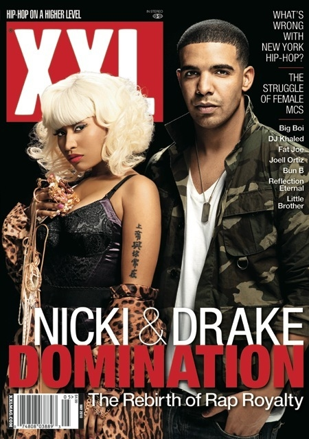 Drake Feat. Nicki Minaj – Make Me Proud