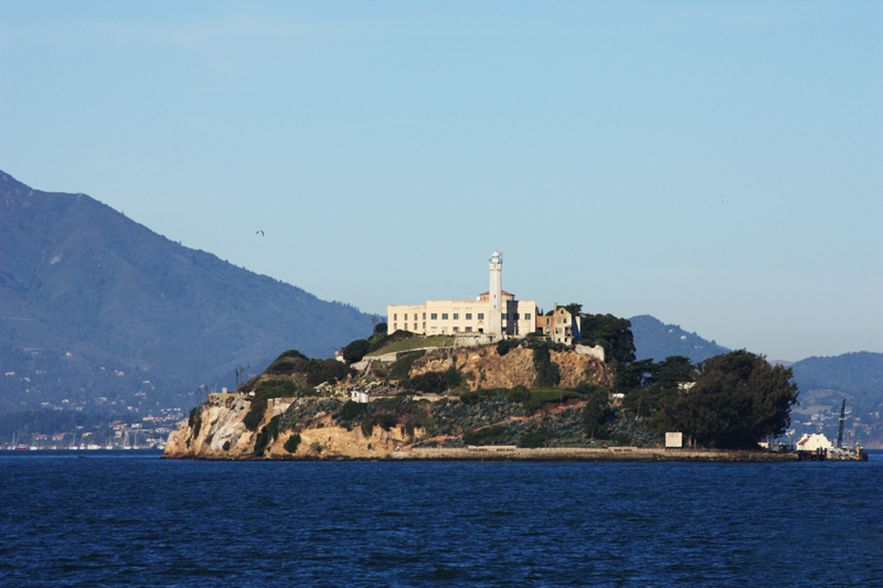 Alcatraz San Francisco Tour Tourist Attraction Guide