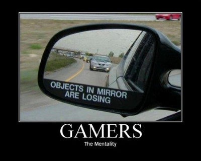 gamers the mentality