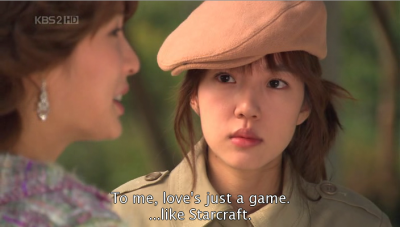 Love is like StarCraft