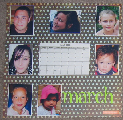 S-March
