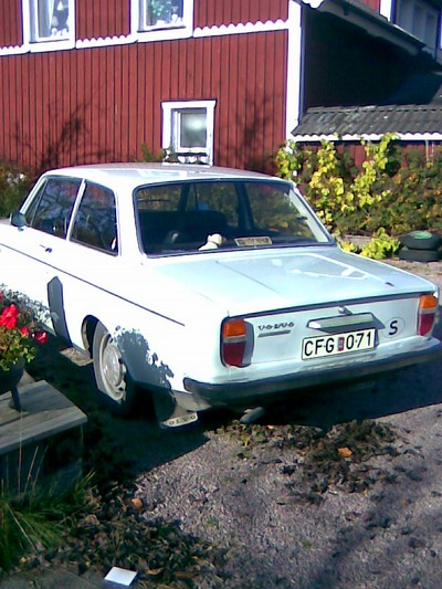 Retrobil och lyxjeep favoriter