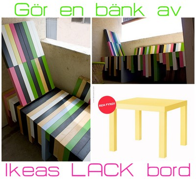 ikeas lackbord diy