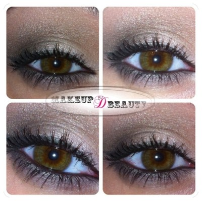 EOTD  M•A•C Creamy Carbonized    © Makeup & Beauty by Daniella  http://thisismed.blogg.se