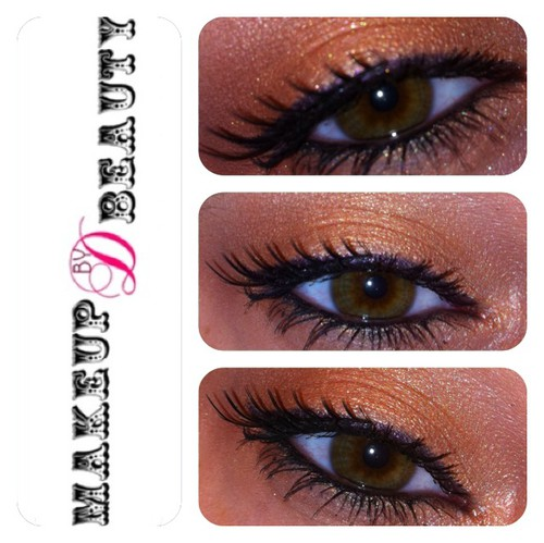 http://thisismed.blogg.se    [EOTD] M·A·C Goldenlicious