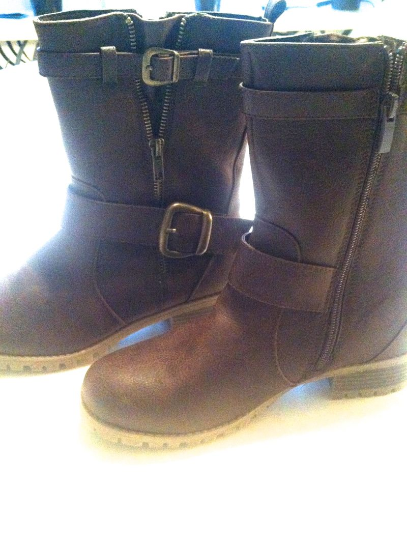 I Love Shoes THOTTE (Brun) - Boots