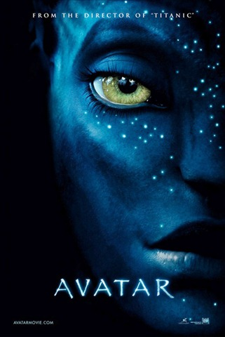 James Camerons Avatar poster