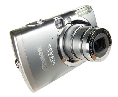 Canon Ixus 800 IS Silver