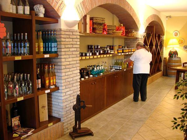 Local delishop, Liguria