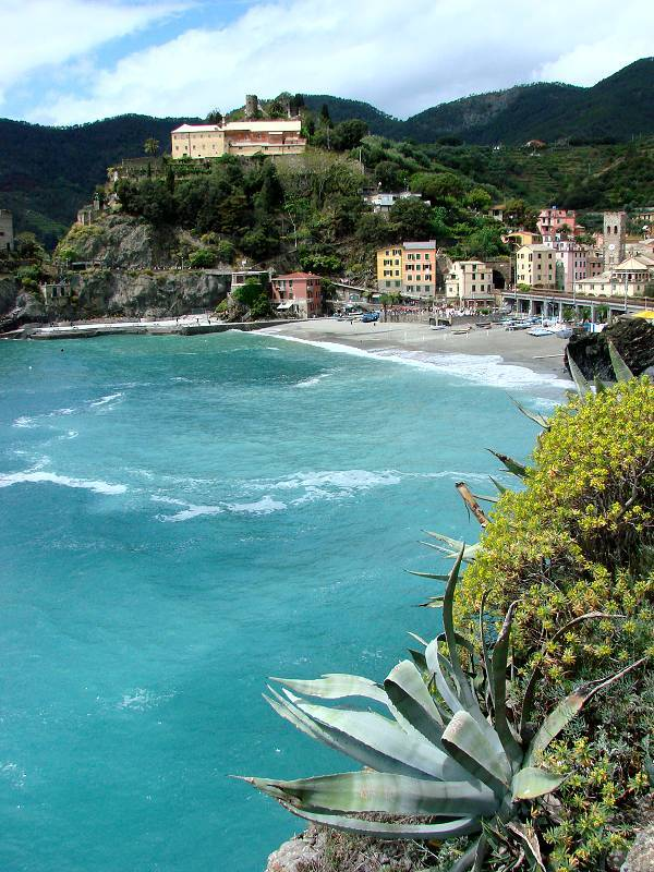 Monterosso, one of Cinque Terre towns