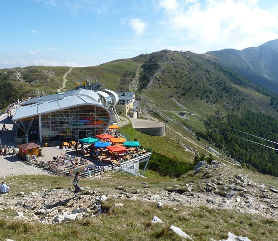 Monte Baldo top station