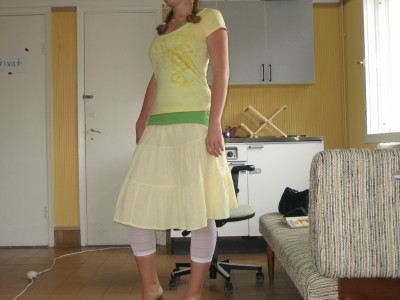 Dagens outfit12/6
