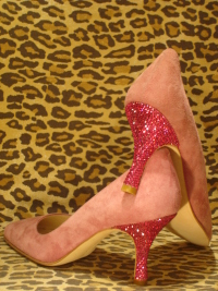 Sophisticated Sophie´s bling bling heals