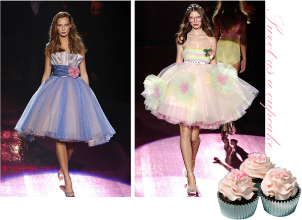 Betsey Johnson s/s 08 Prom Night