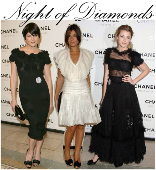 Chanel - Night of Diamonds