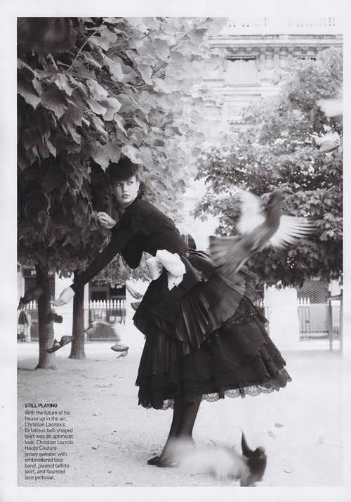 Arthur Elgort for Vogue US oct 2009 5