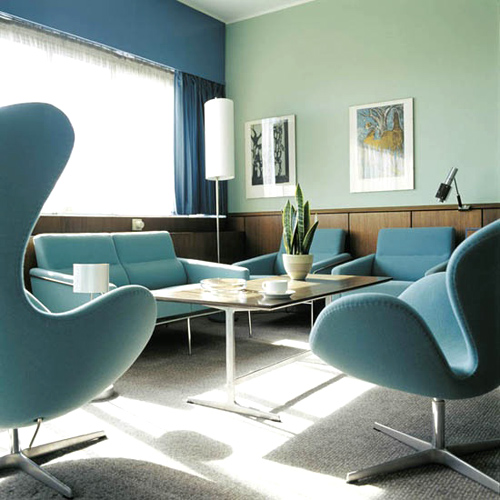 Arne Jacobsen - SAS Royal Hotel 1