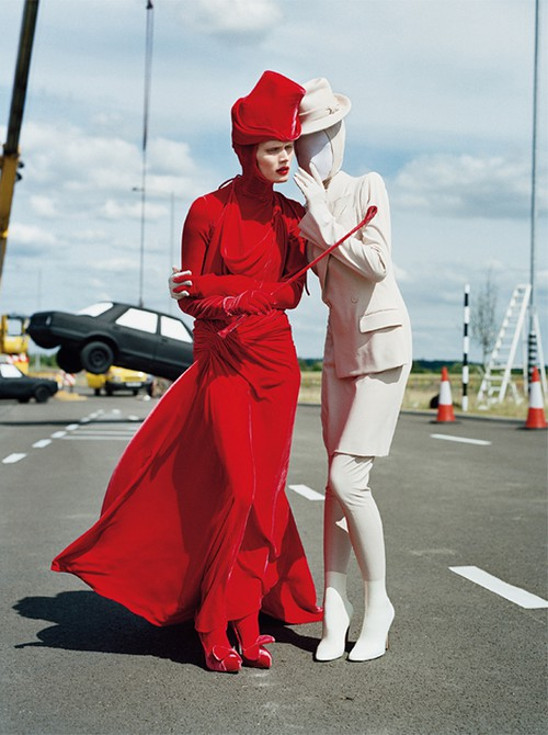 Tim Walker for Vogue It Sep 2010 - High-Style