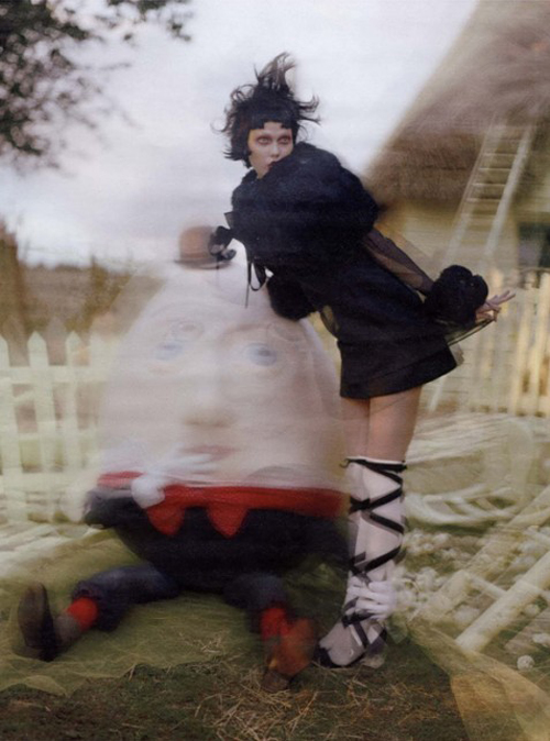 Tim Walker for W October 2010 3