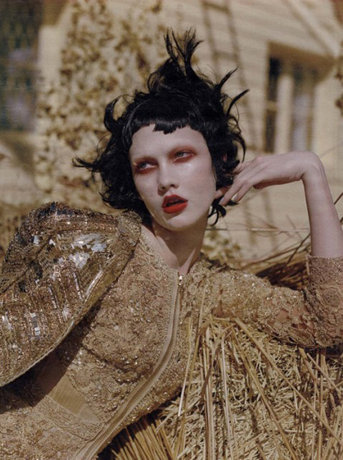 Tim Walker for W October 2010 4