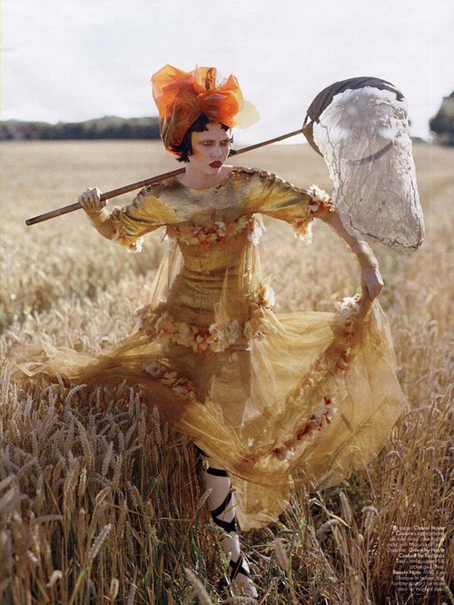 Tim Walker for W October 2010 5
