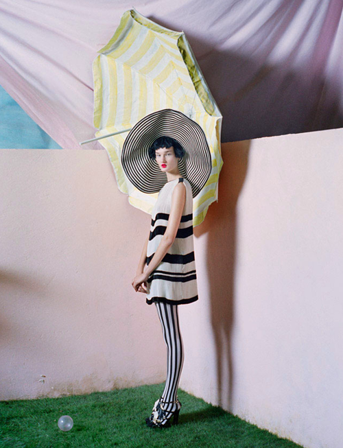 Tim Walker for Vogue UK Apr 2011 - The Right Side 2