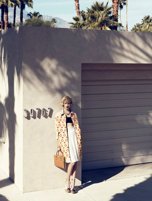 Lachlan Bailey for Harper's Bazaar US February 2012 - Palm Springs 10