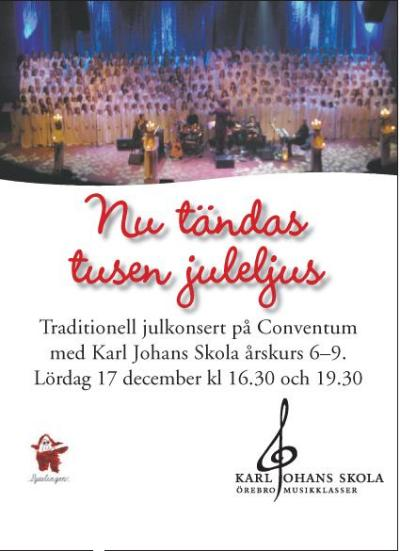 Channies julkonsert