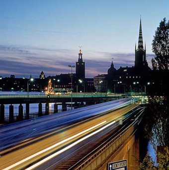 Sthlm by night