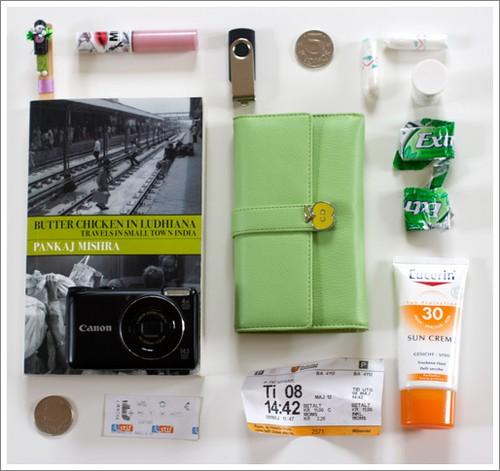 Photo a day - in my bag