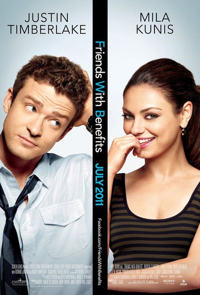 friends with benefits movie knulle blogg