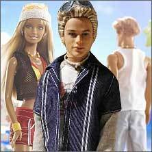 barbie ken alias christian