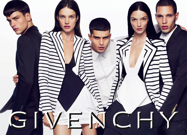 givenchy ad 2010 spring