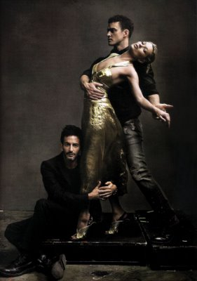 marc jacobs + kate moss + justin timberlake annie liebovitz for vogue may issue