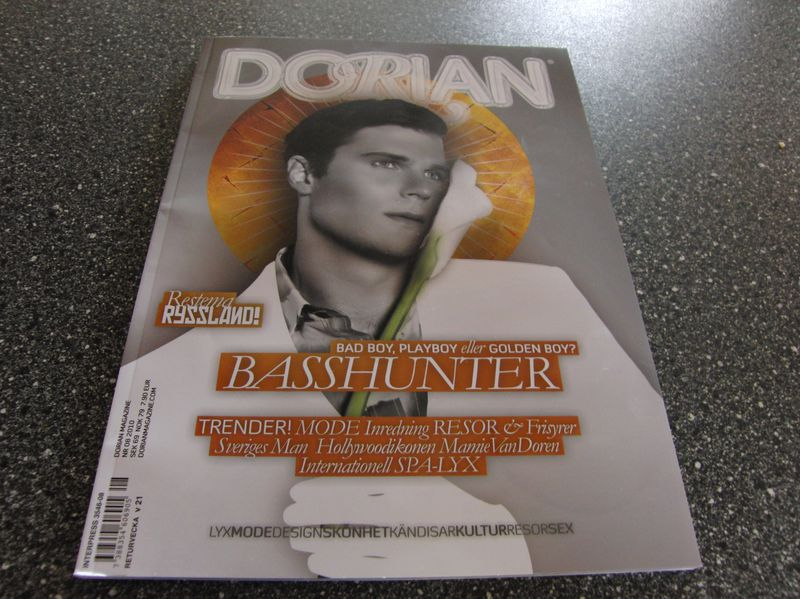 Dorian Magazine, future 4 ones to watch  sergio benvindo junior