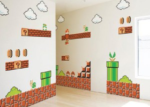 Super Mario wallies