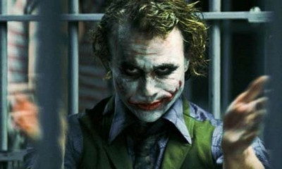 Heath Ledger i The Dark Night