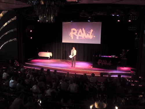 RAW Comedy Cruise
