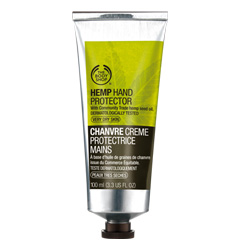 Hemp Hand Protector från Body Shop