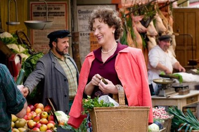 Meryl Streep som Julia Child