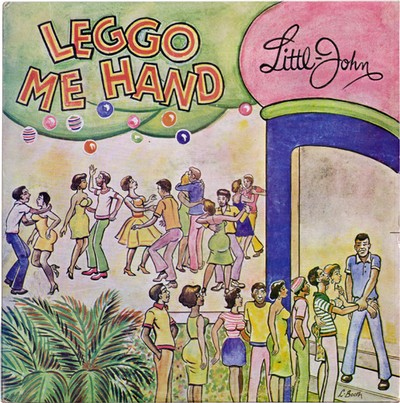 Little John - Leggo Mi Hand