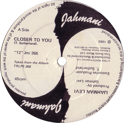 Ijahman - Closer To You 12