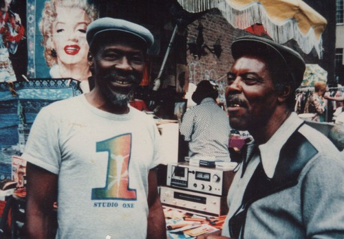 Dub Catcher Coxsone